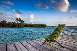 Belize, Caye Caulker, The Split